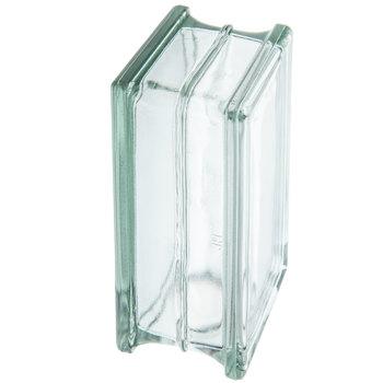 GLASS BLOCK NUBIO ART DECO 8x8x3