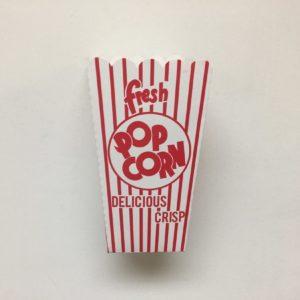 popcorn serving box