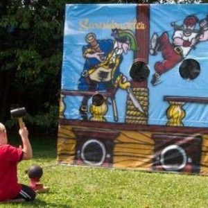 Swashbuckler Pirate Theme Carnival Game